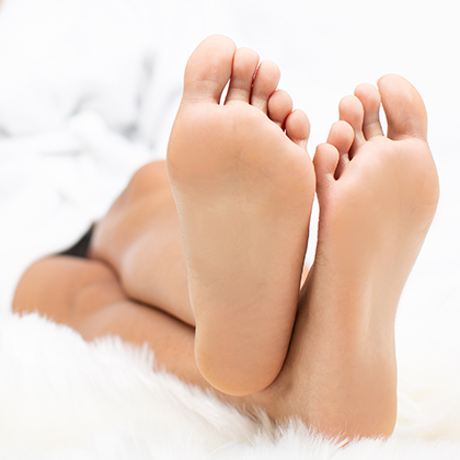 A Beginner's Guide to Foot Care from Footlogix®