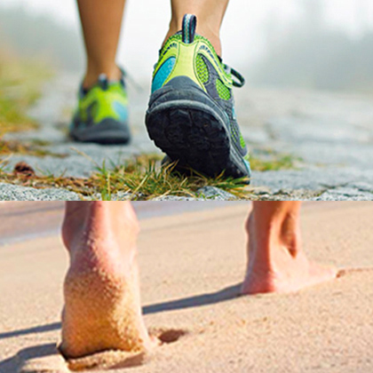 Things To Do for Tired Legs and Sore Feet