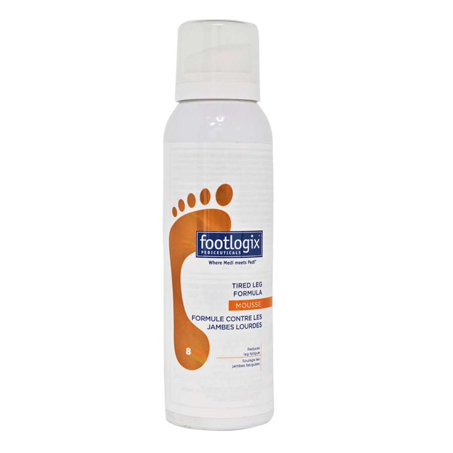 Specialty Foot Care Product For Tired Legs By Footlogix